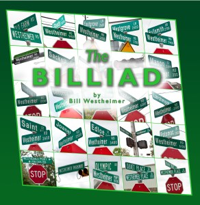Billiad Cover