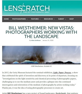 link to article on Lenscratch.com