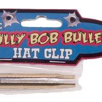 Billy Bob Bullet Hat Clip