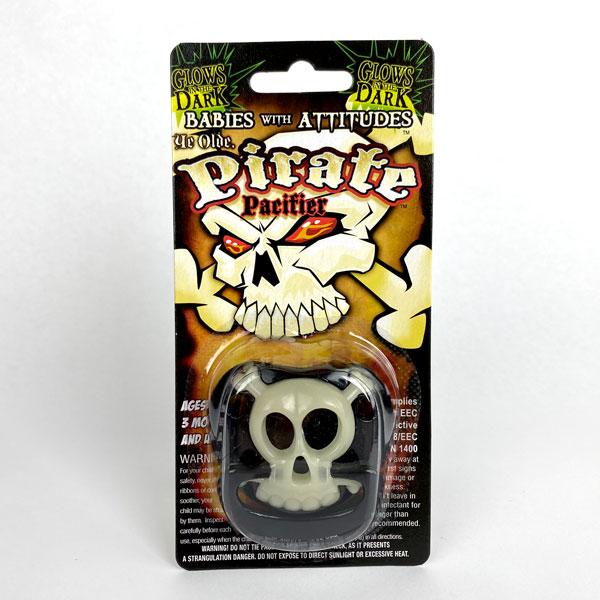 Glow Skull Pacifier