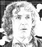 drawing of eighth doctor
