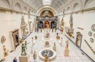 A V&A gallery
