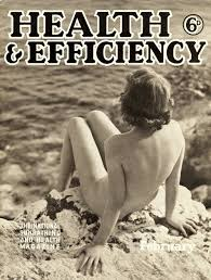 Health and efficiency magazine cover