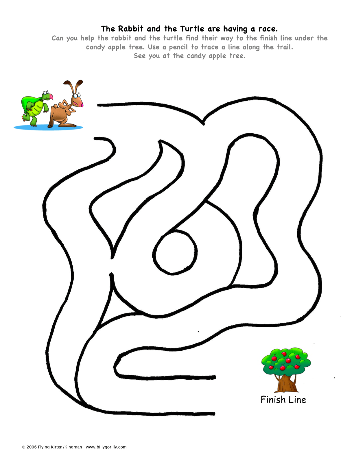 how to draw easy mazes colouring pages page 3