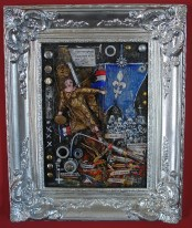 St. Jeanne d'Arc by Billy Hedel 2017
