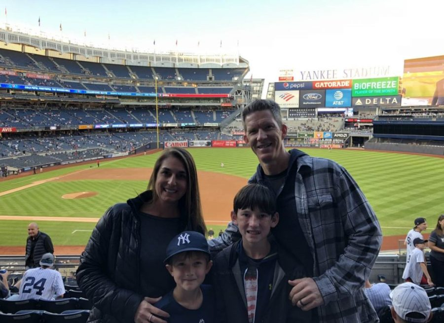 "billy horton blog ""seven states in seven days"" yankee stadium"
