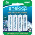 The Best Rechargeable Batteries: Sanyo Eneloop