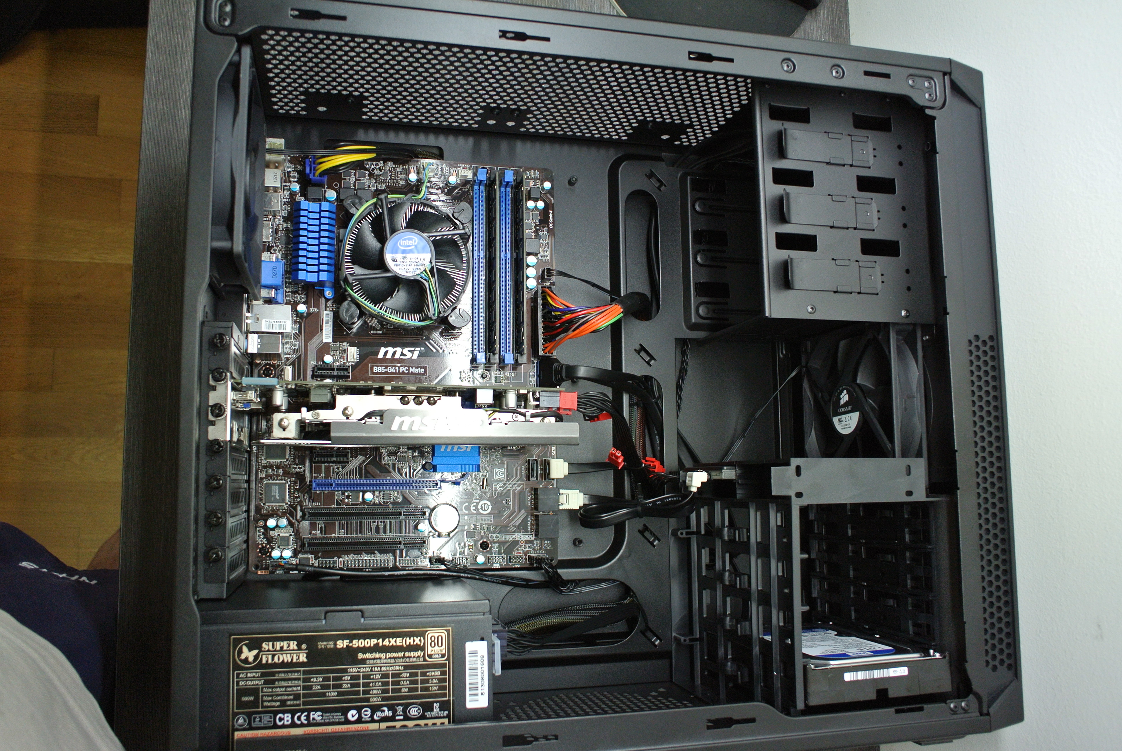Diy Desktop Computer Billy Ljm