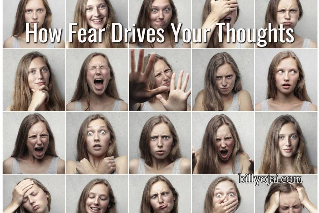 How Fear Drives Thoughts