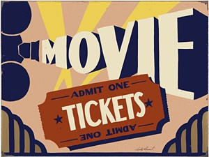 Youth  (Ages 7-13) Movie Ticket
