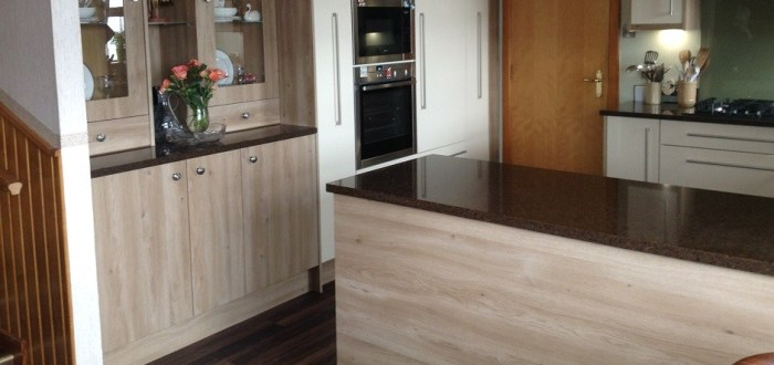 image for Kitchen Design, Supply And Installation Of The Bella Venice  range. By Billy Walker Joinery Services Ltd, Fraserburgh, Aberdeenshire.