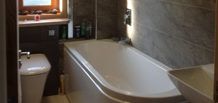 image for Bathroom Design, Supply And Installation Of The Status  range. By Billy Walker Joinery Services Ltd, Fraserburgh, Aberdeenshire.