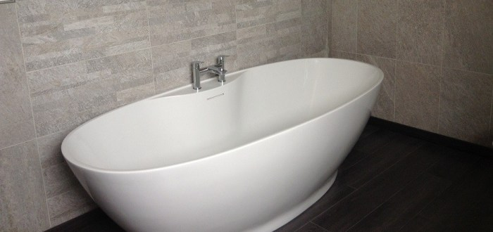 image for Bathroom Design, Supply And Installation Of The Free Standing Bath  range. By Billy Walker Joinery Services Ltd, Fraserburgh, Aberdeenshire.