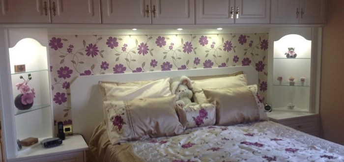 image for Bedroom Design, Supply And Installation Of The Crown Valbone  range. By Billy Walker Joinery Services Ltd, Fraserburgh, Aberdeenshire.