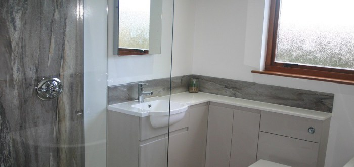 image for Billywalkerjoinery Eco Image Kashmir Bathroom range. By Billy Walker Joinery Services Ltd, Fraserburgh, Aberdeenshire.
