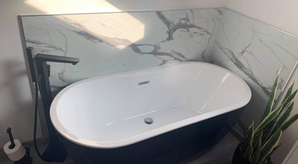 image for Bathroom Design, Supply And Installation Of The Shower Room 4. By Billy Walker Joinery Services Ltd, Fraserburgh, Aberdeenshire.