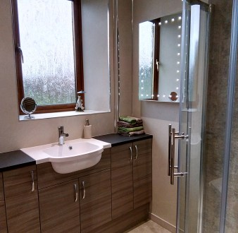 image for Bathroom Design, Supply And Installation Of The Shower Room 1. By Billy Walker Joinery Services Ltd, Fraserburgh, Aberdeenshire.