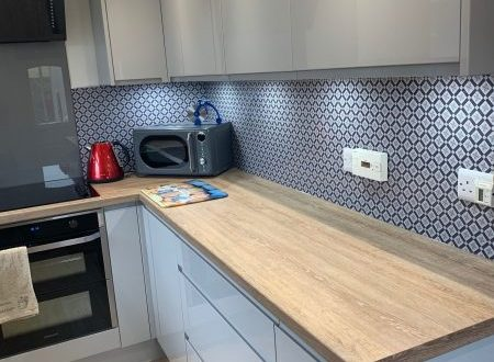 image for Kitchen Design, Supply And Installation Of The Crown Kitchen 4. By Billy Walker Joinery Services Ltd, Fraserburgh, Aberdeenshire.