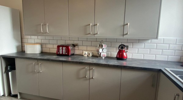 image for Kitchen Design, Supply And Installation Of The Crown Kitchen 3. By Billy Walker Joinery Services Ltd, Fraserburgh, Aberdeenshire.