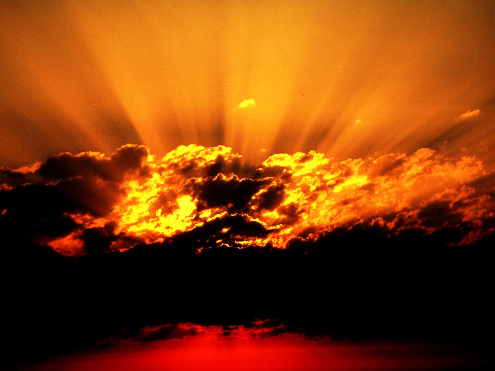 """The Last Sunset"""