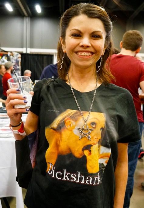 Dickshark shirt
