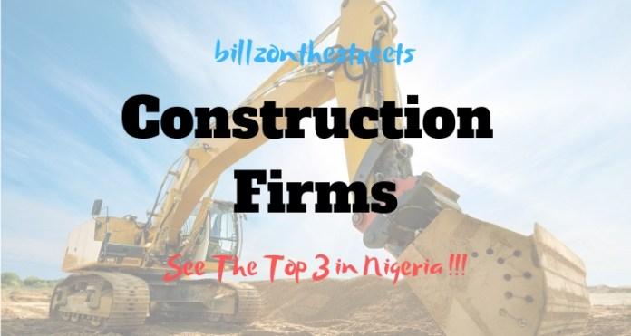 Construction Companies in Nigeria