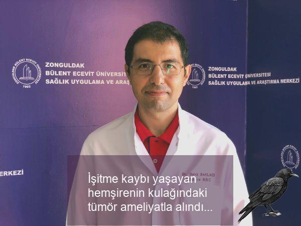 isitme kaybi yasayan hemsirenin kulagindaki tumor ameliyatla alindi 0 jib21hg7