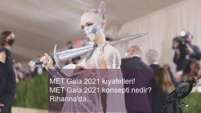 met gala 2021 kiyafetleri met gala 2021 konsepti nedir rihannadan kardashianlara billie eilishten lili reinharta met gala 2021 9 9chxtm7j