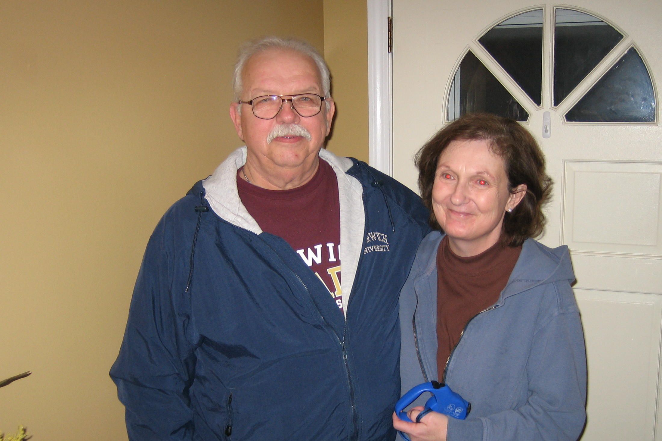 Phil and Ann Dyment