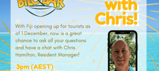 Q&A with Chris!