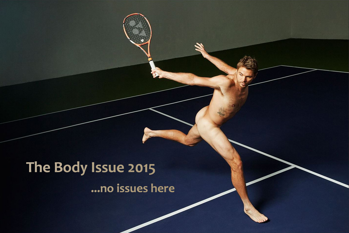 The Body Issue 2015