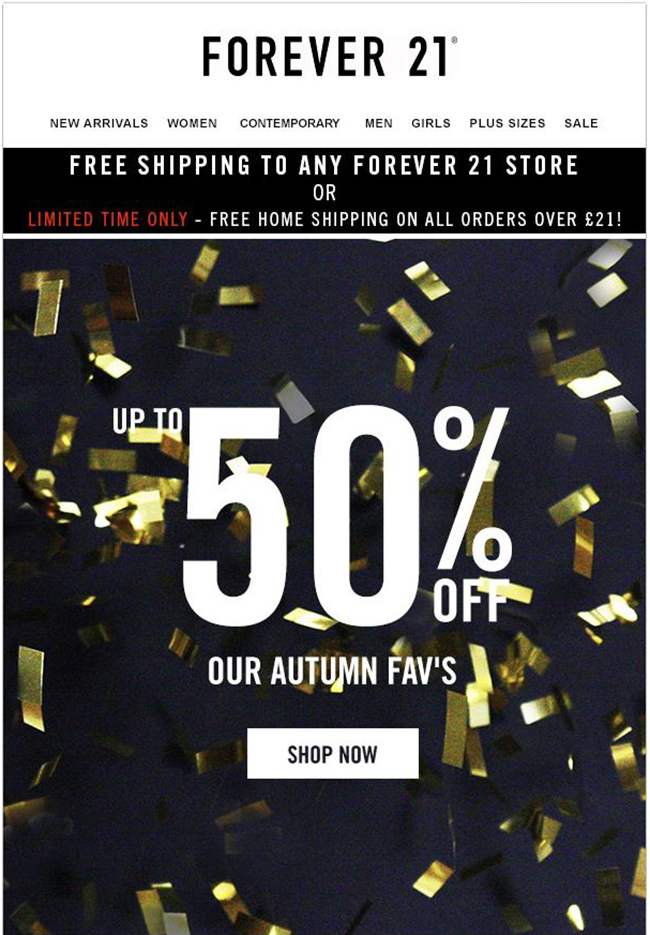 Forever21-sale