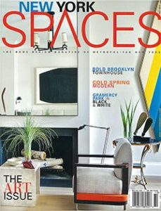 new york spaces cover