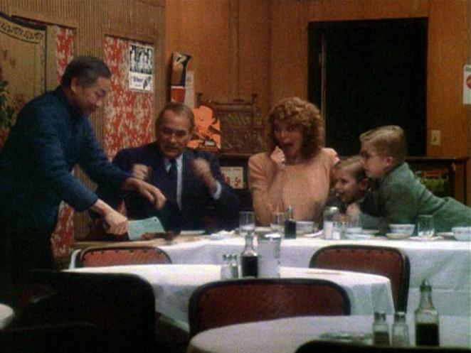 """Scene from """"A Christmas Story"""""""