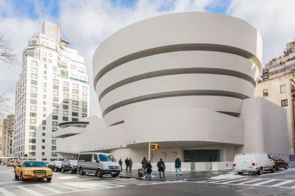The Guggenheim Museum - New York, NY