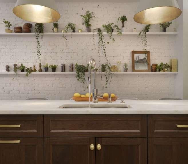 Kitchen by Designer Tabitha Tepe