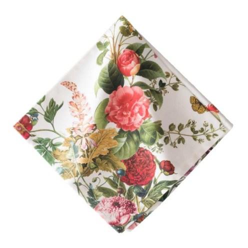 """""""Field of Flowers"""" Napkin by Juliska"""