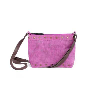 Cluster - Ethical Shoulder Bag - Pink