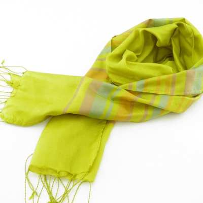 Tangy Yellow Scarf - Essential