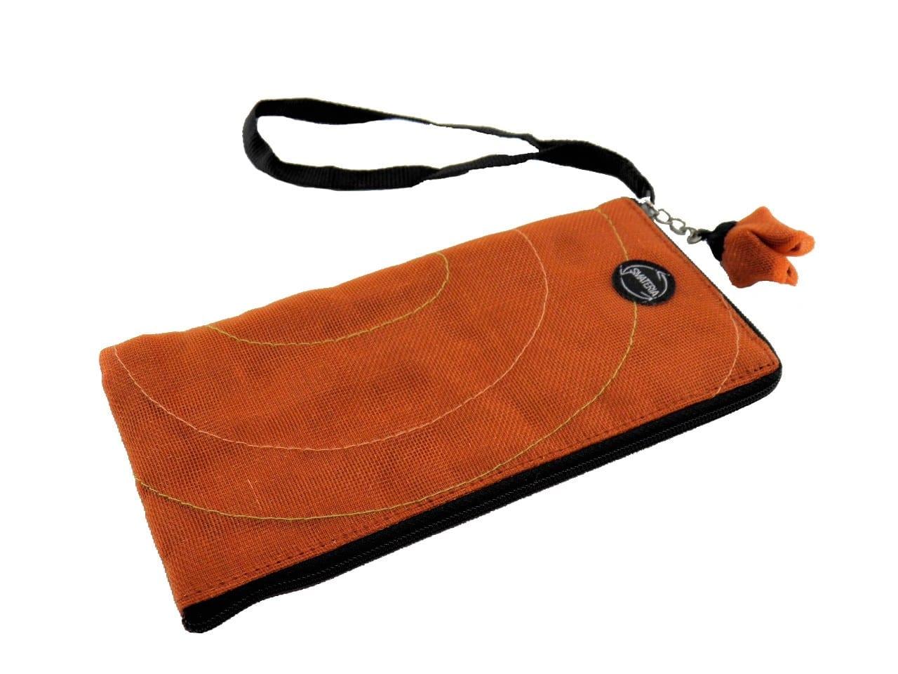 La Pochette Cellulaire éthique - iPhone6+ (P62M) - Orange