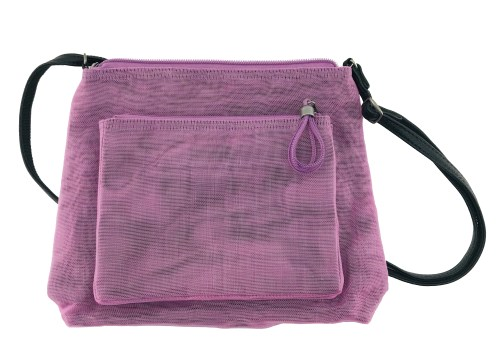 Bustle - Ethical Crossbody Bag - Lilac