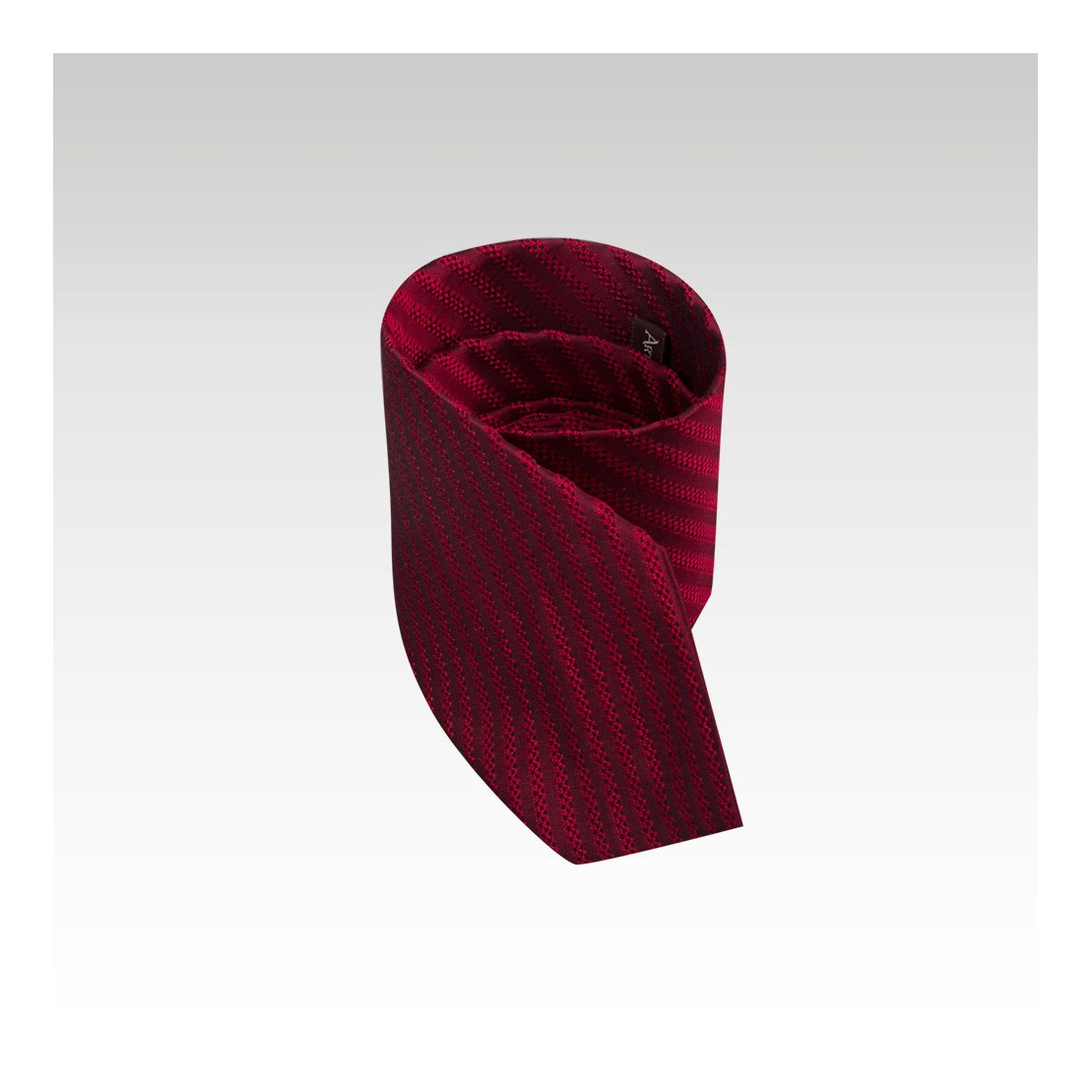 Cravates - Cadre - Rouge