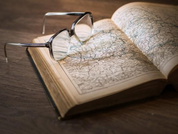 Kartboken alltid bra att ha.