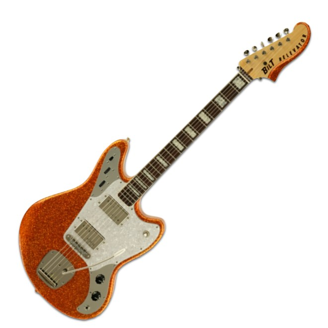 Orange Sparkle Relevator LS, Full Image
