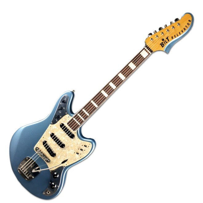 Lake Placid Blue Metallic Relevator LS, Full Image