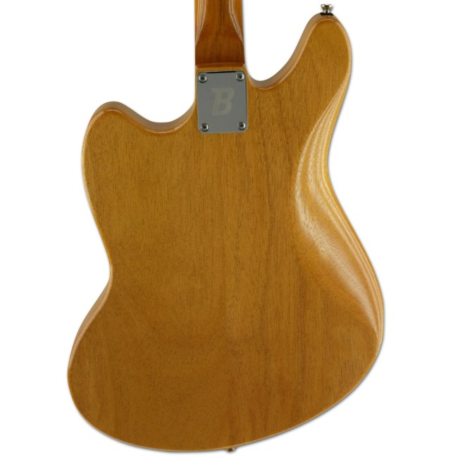 Back Detail, Natural Mahogany Relevator LS