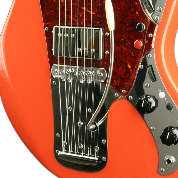 Body Detail, Fiesta Red Relevator + Effects