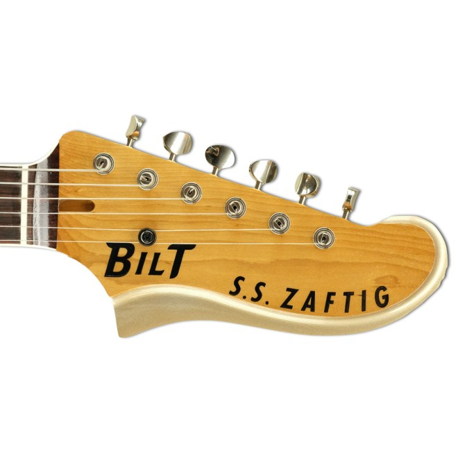Headstock, Shoreline Gold Metallic Zaftig