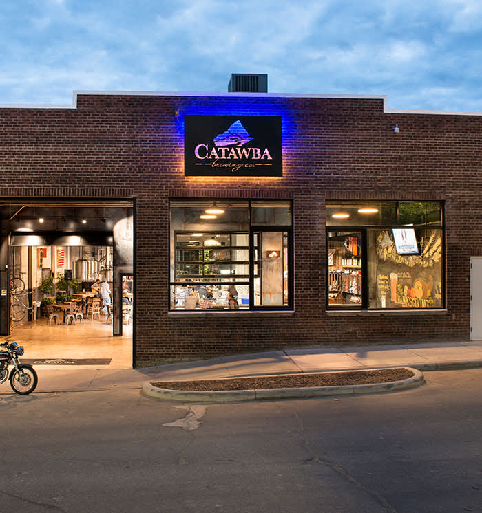 catawba brewery in north carolina
