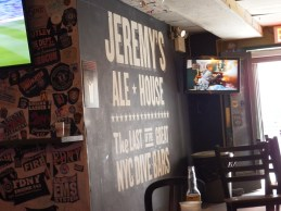 NY - Jeremy's Ale House